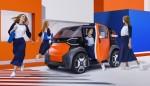 Citroën Ami One Concept: električni malček, ki ga voziš brez izpita