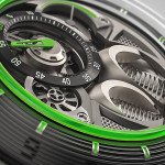 HYT H1.0: ura, ki prikazuje čas kot nenehno gibanje tekočine