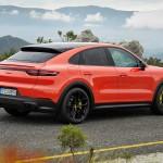 Porsche Cayene Coupé