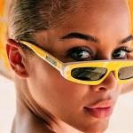 Ženska sončna očala 2019: lepota v znamenju klasike in športa