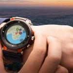 CASIO PRO TREK WSD-F30: 'navadna' ura, ki je po potrebi tudi pametna