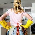 Spomladansko čiščenje: zlati nasveti za svež dom