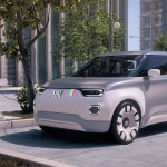 Fiat Concept Centoventi: električna 'kocka', ki jo sestavljaš po svoji želji