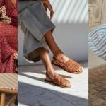 pleteni cevlji