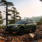 Novi Subaru Outback 2019