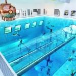 Najgloblji bazen na svetu Deepspot
