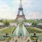 Eifflov stolp ne bo več isti: takšna bo kmalu njegova okolica!