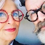 5 starejših parov, ki imajo boljši stil kot hollywoodske zvezde