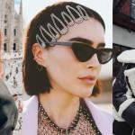 """Hit med """"insta"""" dekleti: 10 načinov, kako nositi lasnice (špangice)"""