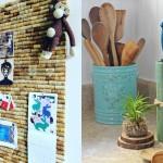 Kreativni načini, kako reciklirati stvari, ki ste jih mislili vreči stran