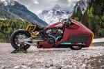 Indian & Workhorse Appaloosa Scout: motor, posebej narejen za dirke