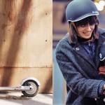 Unicorn Scooter: električni skiro, ki poskrbi tudi za prtljago