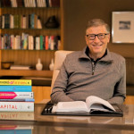 Vredne tvojega časa: knjige, ki jih priporoča Bill Gates za poletno branje 2019