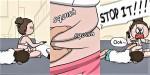 Ljubezen je VSE: prisrčne ilustracije, s katerimi se bosta poistovetila tudi vidva