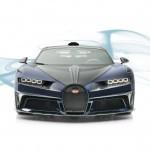 Mansory Bugatti Chiron Centuria