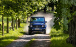 Mercedes-Benz G Stronger Than Time