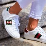 """Zdaj lahko """"nosiš"""" čevlje znamke Gucci, ne da bi ti jih bilo treba kupiti!"""