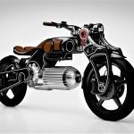 Curtiss Motorcycles Hades: to motorno kolo ima obliko revolverja