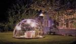 Garden Dome Igloo: glamping kar na tvojem dvorišču!