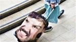 Nikoli več ne izgubi svoje prtljage: natiskaj svoj obraz na kovček