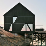 Naustet Stokkoya: luksuzna čolnarna za odklop od sveta na norveškem otoku