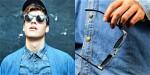 The Shades of Denim: sončna očala, narejena iz odpadnega tekstila