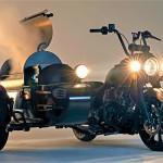 Indian Motorcycles x Traeger: ta motor ima na sebi pritrjen tudi žar
