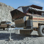 Patriot Campers Desert Ops X1 in LC79 Supertourer Desert Ops
