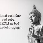 Daj, čeprav imaš malo: modre besede Bude, ki ti resnično pokažejo pot