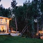 Galiano 100: bi lahko živeli v takšni ljubki hiški, veliki 10 km²?