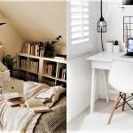 Top ideje za opremljanje študentske sobe: poceni in moderno