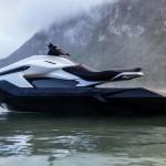 Vodni skuter Orca