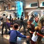 Star Wars Galactic Starcruiser: ladja, na kateri prespiš in si del vojn zvezd