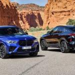 BMW X5 M in BMW X6 M