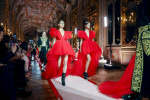 Giambattista Valli x H&M event in Rome