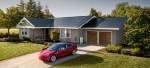 Strešna kritina na solarne celice Tesla Solar Roof