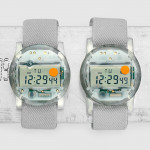 Ročna ura Solid State Watch
