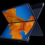 Zložljivi pametni telefon Huawei Mate Xs