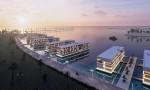 Podjetje Admares bo naredilo kar 16 plavajočih hotelov.