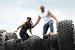 Nathalie Emmanuel in Vin Diesel (Hitri in drzni 9, 2020)