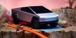 Avto na daljinsko vodenje Hot Wheels Tesla Cybertruck