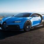 Superavtomobil Bugatti Chiron Pur Sport Coupe
