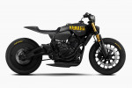 Yamaha XSR 700 Barbara Custom Motorcycles Distruptive