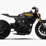 Yamaha XSR 700 Barbara Custom Motorcycles Distruptive