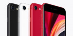 Novi pametni telefon iPhone SE v treh barvah