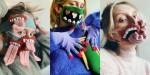 pletene maske